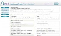 Pmail admin User interface and core Css/Xhtml email template system.