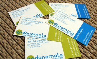 2006 - business card for Ondanomala